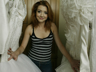 alysson hannigan photo shoots
