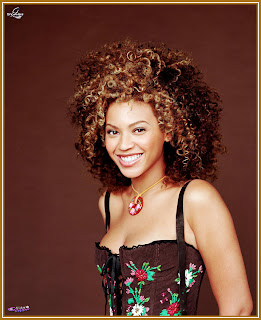 BEYONCE FUNNY HAIRSTYLES PICS