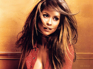 AMERICAN MODEL-DANCER BROOKE BURKE HOTTEST WALLPAPER