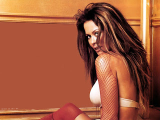 AMERICAN MODEL-DANCER BROOKE BURKE HOT WALLPAPERS EVER