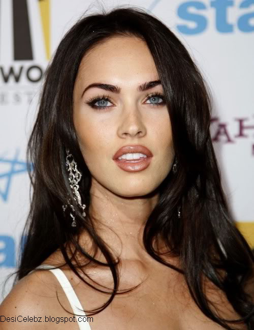 Megan Fox Hollywood Film Event Photos
