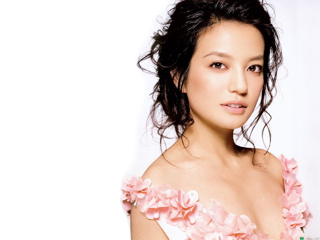 Chinese Film Actress Zhao Wei