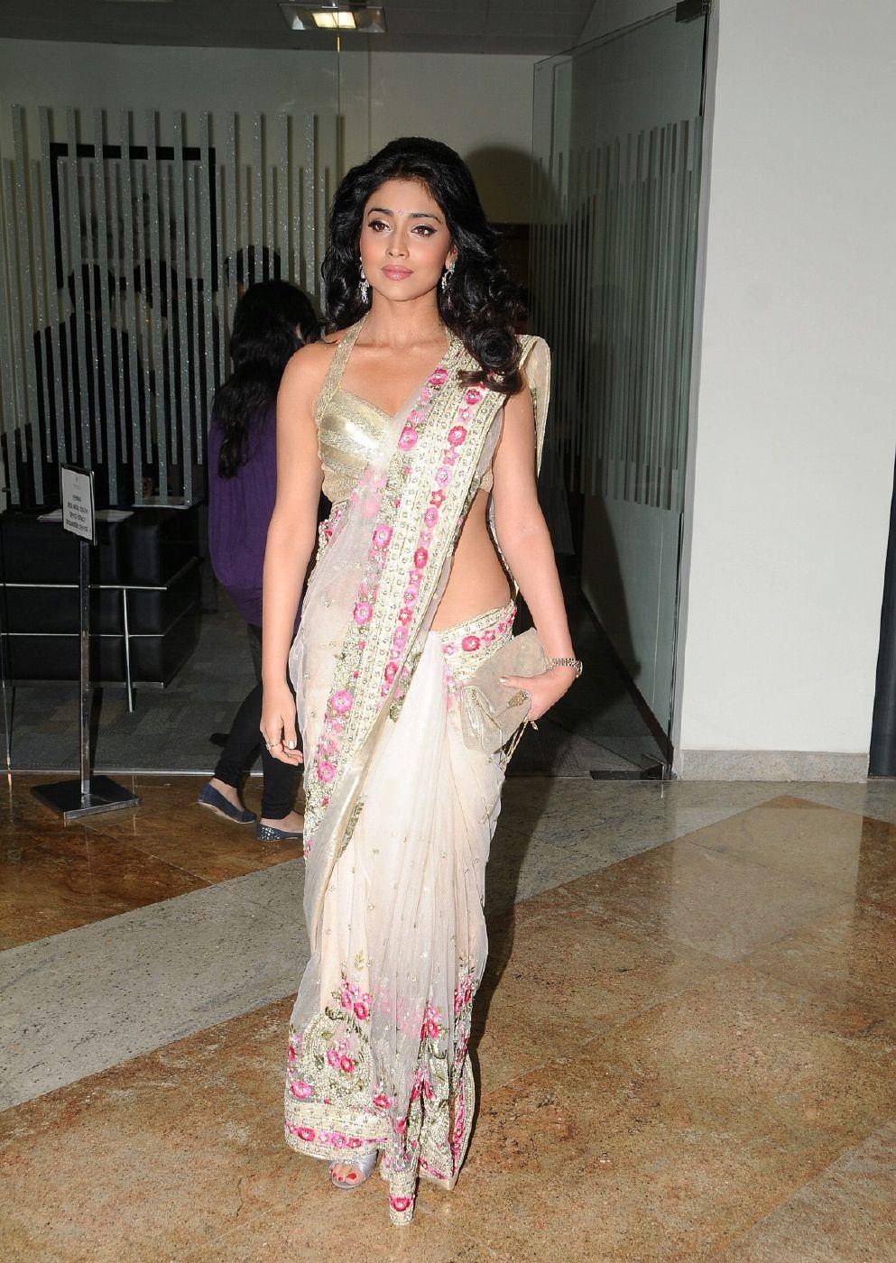 Shriya Saran At Pantaloons Femina Miss South India 2011