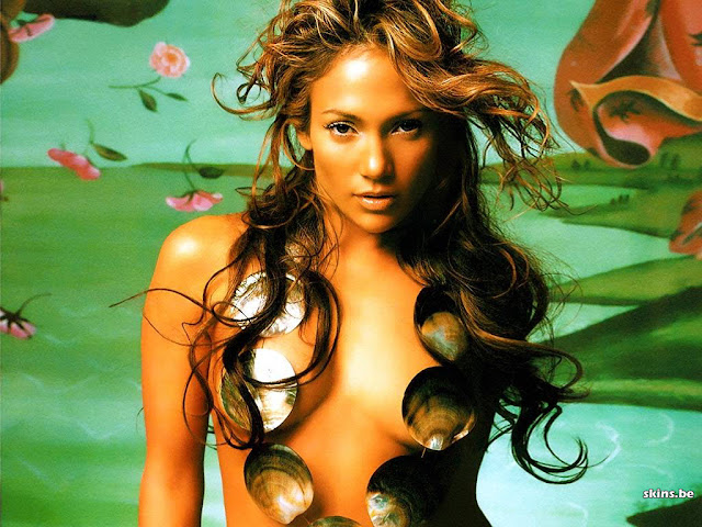 Sexy Jennifer Lopez Hot Unseen  Wallpapers
