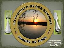 """Comedor y Peña """"La Parrilla de Don Rosendo"""