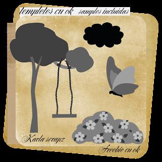 FREEBIE TEMPLATE AL AIRE LIBRE from karla scrapz Templetes+al+aire+libre