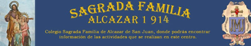 COLEGIO SAGRADA FAMILIA ALCAZAR