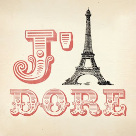 Upcoming novel: J'Adore Paris