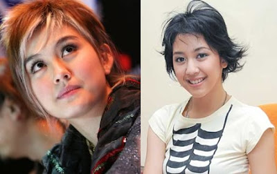 Agnes Monica Sindir Sherina di Malam Final Igo vs Citra Indonesian Idol