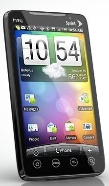 HTC Evo 4G Sprint User Manual