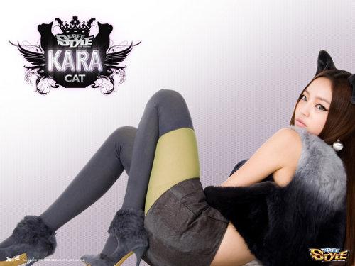 Kara (카라) 20091128_GooHara_CAT_2