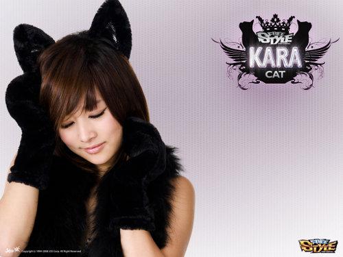 Kara (카라) 20091128_Nicole_CAT_1