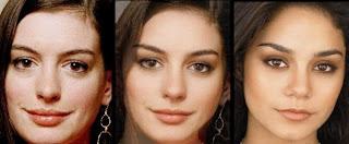 Vanessa Hudgens dan Anne Hathaway