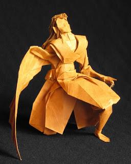 Koleksi Foto Seni Origami yang Cantik dan Keren