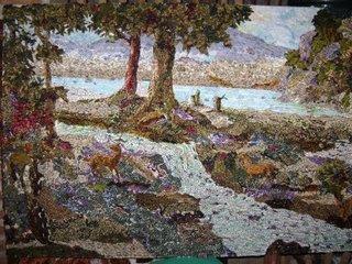 Smok Arts Painting Seni Rupa Kaliwungu