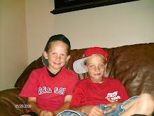 Hayden and J.D hangin'