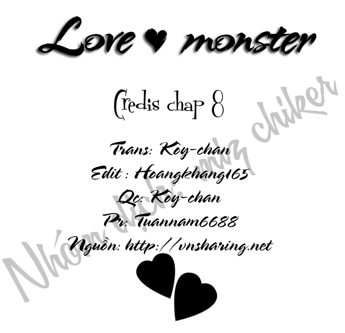 Love♥Monster chap 8 - Trang 33