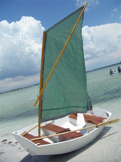 Sailing and Such: Im Building a Sailing Dinghy!
