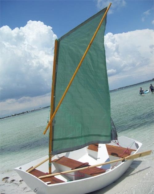Stitch And Glue Sailing Dinghy Plans | Free Boat Plans TOP
