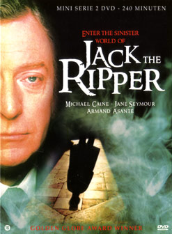 Filme Poster Jack The Ripper 1988 DVDRip XviD & RMVB Legendado