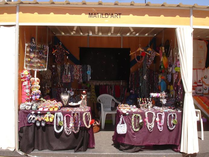 MATILD'ART na cidade de Odivelas 2010