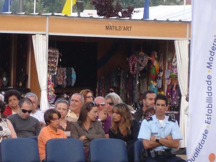MATILD'ART nas Festas de Odivelas 2010