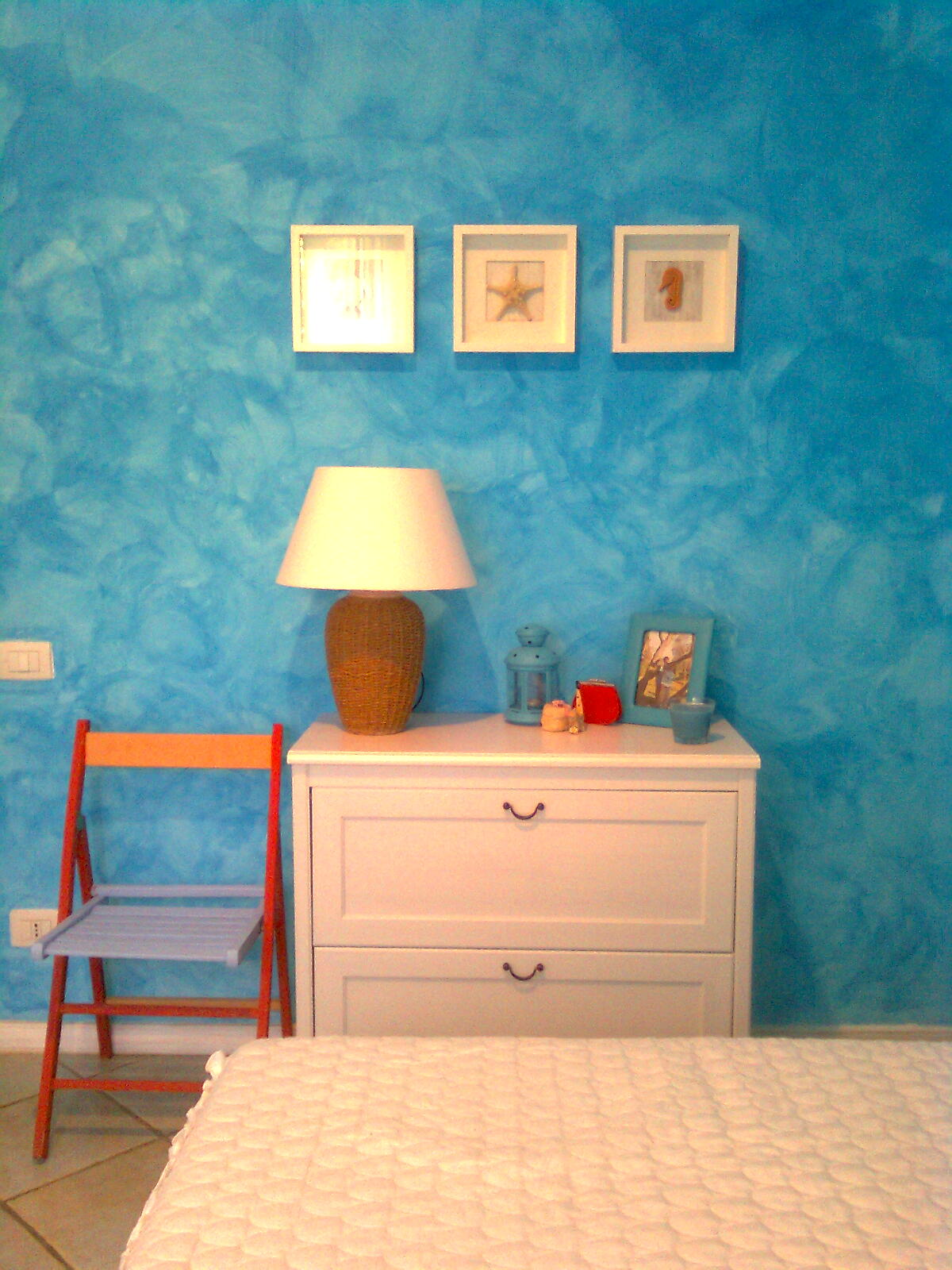 un mare turchese a turquoise sea. Black Bedroom Furniture Sets. Home Design Ideas