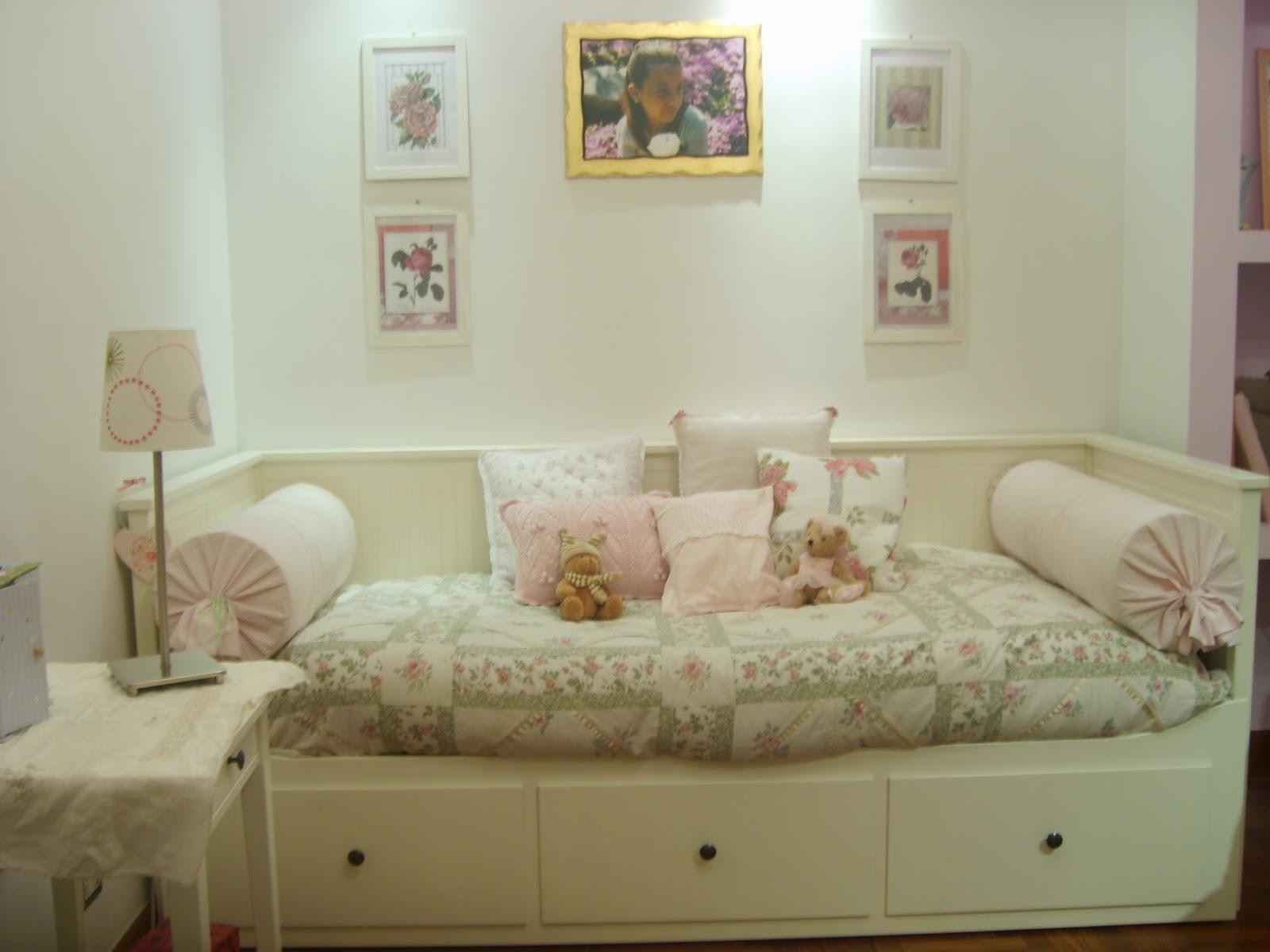 In pigiama la cameretta della mia principessina my little princess 39 s bedroom - Mobili cameretta ikea ...