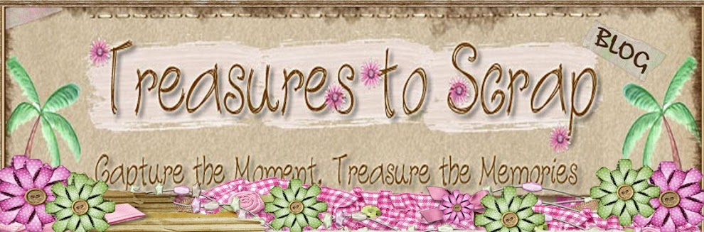 Treasures To Scrap Blog