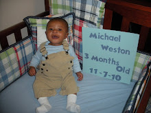 Michael 3 Months Old