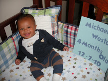 Michael 4 Months Old