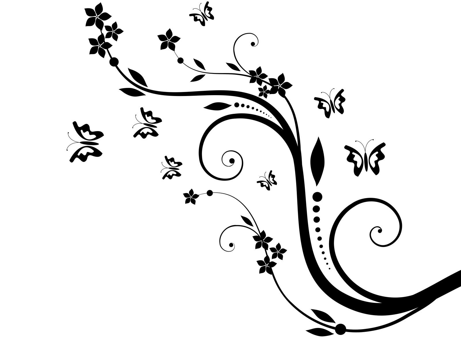 40 floral ornament format cdr gratis jejakjari