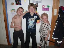 Mina älskade barn!