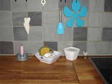Detaljbild från köket