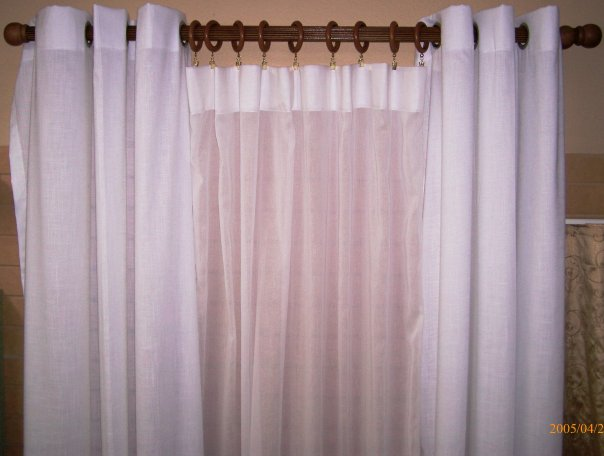 cortinas hechas a la medida custom made curtains