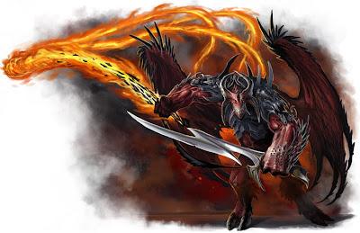 novas criaturas Balor_Demon_by_BenWootten