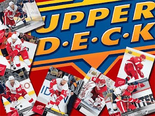 Free hockey cards at Detroit & Colorado games this weekend