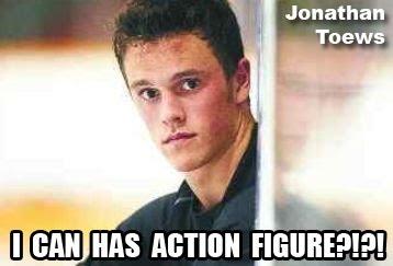 Upcoming Hockey Figures