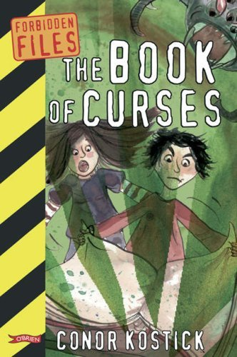 The Book of Curses by Conor Kostick