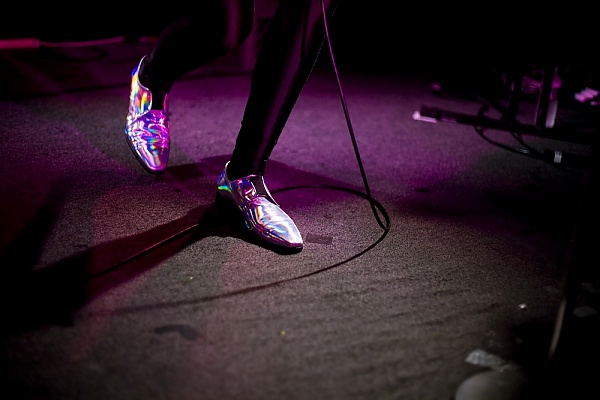 La Roux shoes by Amber Gregory