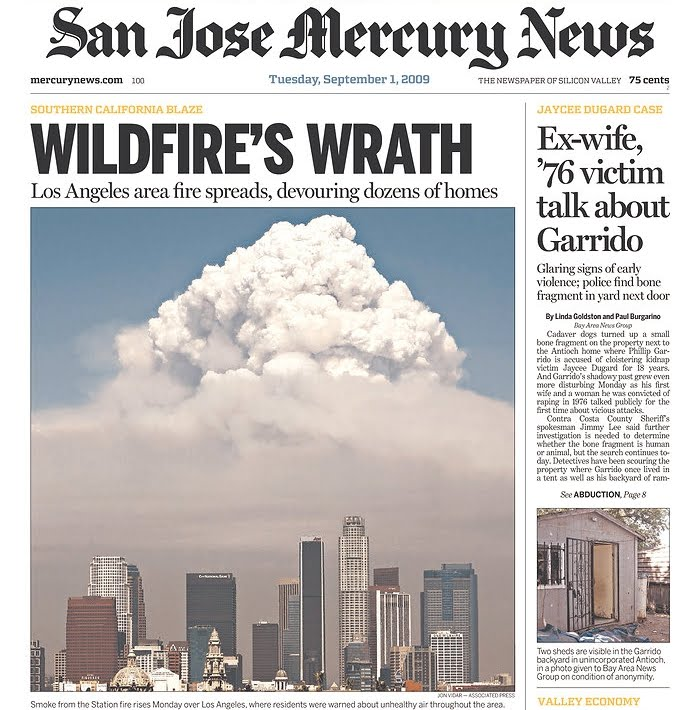 san jose mercury news. San Jose Mercury News Front