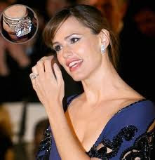 Most expensive engagement ring - Jennifer Garner and Ben Affleck