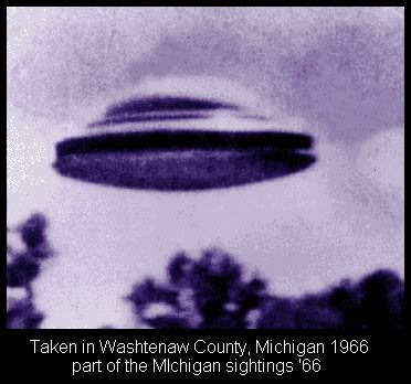 History's Most Infamous UFO Sightings