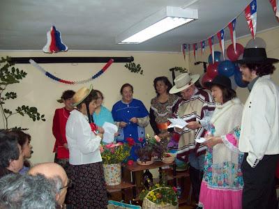 Fiestas patrias en Chile - Gruparfa
