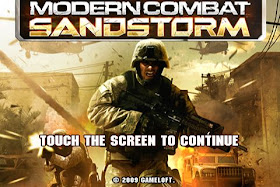 [GAME] Modern combat