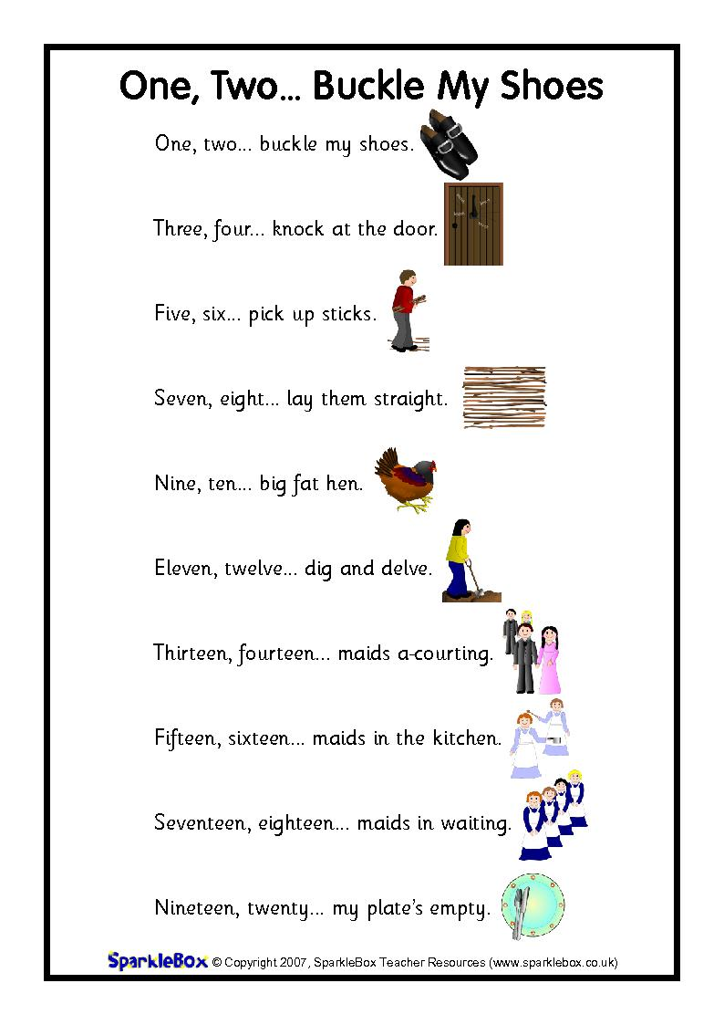 ENGLISH IS FUN: NURSERY RHYMES 3
