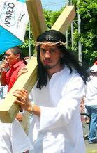 VIERNES SANTO VIACRUCES DE LA SANGRE DE CRITO, MANAGUA, NICARAGUA 2010