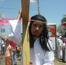 SEMANA SANTA 2010, MANAGUA , NICARAGUA