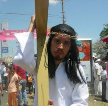 SEMANA SANTA 2010, MANAGUA , NICARAGUA