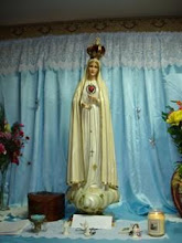 LA VIRGEN DE FATIMA VISITA MI HOGAR